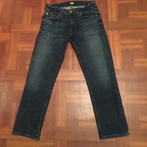 Hudson ankle stretch fit jeans size 25 inseam 22